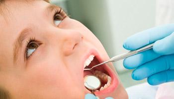 paciente de odontopediatria
